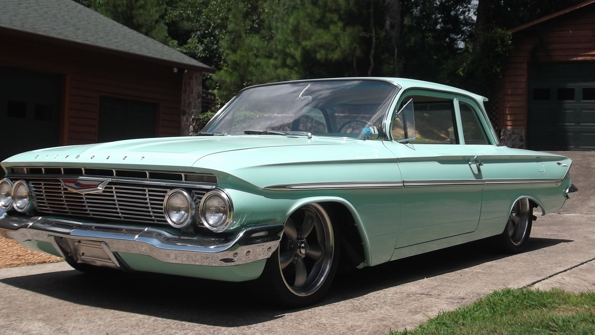 1961 Bel Air Coupe